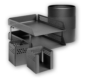 desk perforated